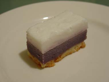 Ono Kine Grindz Okinawan Sweet Potato And Haupia Pie