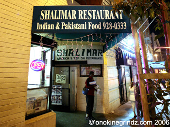 Shalimar Indian Restaurant Nashville